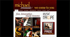 Preview of michaelmusic.ca